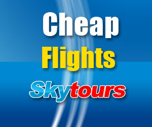 SkyTours, cheap airfares