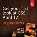 Adobe CS5 - First look April 12!