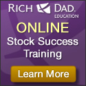 Rich Dad Education Stock Success Online Training - Learn More Now!