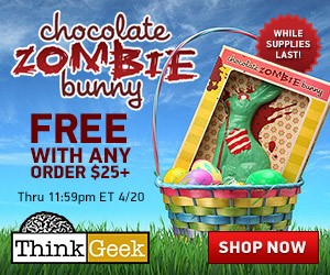 Chocolate Zombie