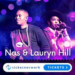 Nas & Lauryn Hill Tickets