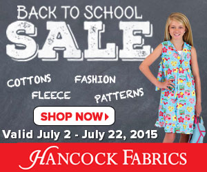 300x250 Back To School Sale - Ends July 22nd