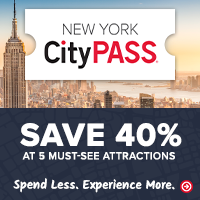 Save up to 40% or more on New York's 5 best attractions at CityPASS.com - Shop Now!