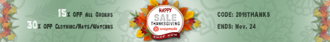 Snapmade Thanksgiving 15% Off All Orders + 30% Off Selected Items - 468*60