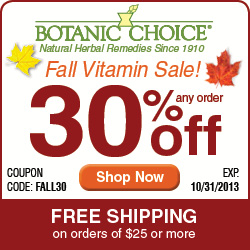 Visit Botanic Choice now to save!