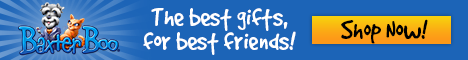 BaxterBoo.com - The Best Gifts, For Best Friends!