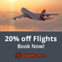 Book your discount airfare with Globehunters
