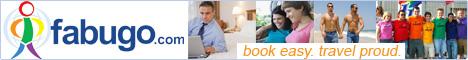 Fabugo.com...Book Easy...Travel Proud.