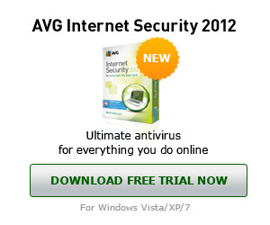 Upgrade to AVG Internet Security 2012