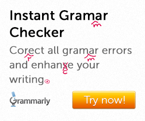 Grammarly - worlds best grammar checker