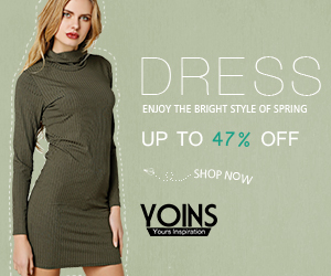 up to 47% off for the Spring dress