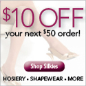 Save $10 at Silkies