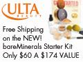 bareMinerals Starter Kit $60