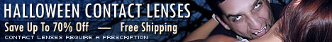 Buy Prescription SFX Contacts Online