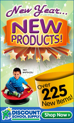 New Year . . . New Products - Now Over 225 New Items & Free Shipping On Orders Over $79 At DiscountS