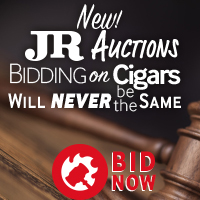 New! JR Auctions. Bidding on cigars will never be the same.