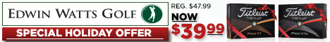 Titleist Pro V Golf Balls on Sale this Holiday Season