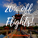 Book cheap flights with Globehunters