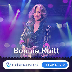Bonnie Raitt Tickets