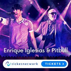 Enrique Iglesias & Pitbull Tickets