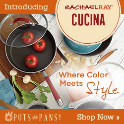 Rachael Ray Cucina Cookware and Dinnerware