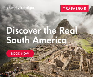 Trafalgar South America tours