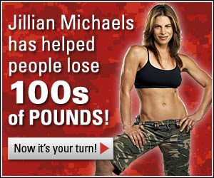 Lose Weight Online with Jillian Michaels