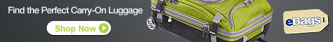 468x60_Find the Best Selection of Carry-On Luggage