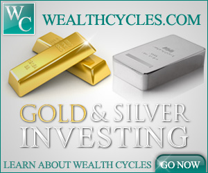 WealthCycles.com - Gold & Silver Investing News
