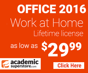 Office 365 Discounted at AcademicSuperstore.com