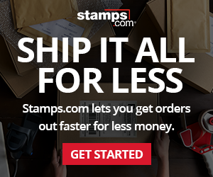 Stamps.com Ship Faster for Less
