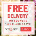 Free Delivery On Flowers 49.95 And Above
