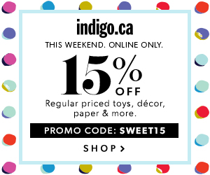 Take 15% Off with code SWEET15