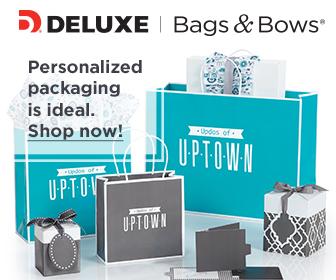 custom printed shopping bags packaging logos
