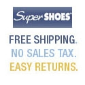 Supershoes square button banner