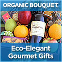 Gourmet gifts at OrganicBouquet.com