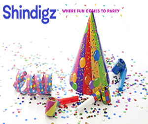 Party Supplies from ShinDigz