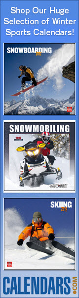 Shop Winter Sports Calendars