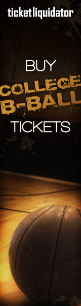 College basketball tickets