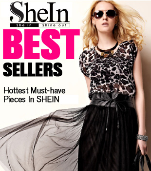 Check out our Best Sellers at SheInside