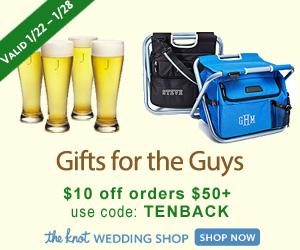 Groomsmen Gifts at The Knot Wedding Shop