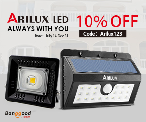 Extra 10% OFF For Arilux Collection