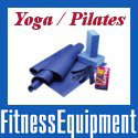 Yoga & Pilates at Fitness equipment