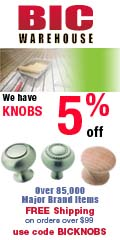 5% Off Knobs