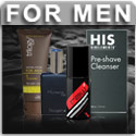 Free Shipping on men's skincare from SkincareByAlana.com