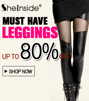 Must-Have Leggings from SheInside