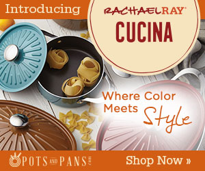 Rachael Ray Cucina Cookware and Dinnerware