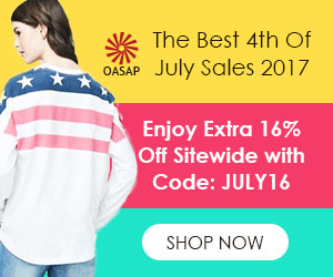 Enjoy Extra 16% Off Sitewide with Code: JULY16