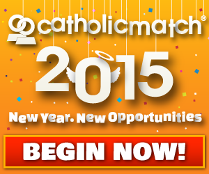 CatholicMatch.com - marriage minded singles that want to date fellow Catholics