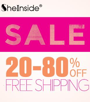 Shop the SheInside Clearance Sale